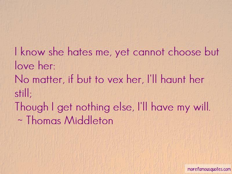 Thomas Middleton Quotes Pictures 3