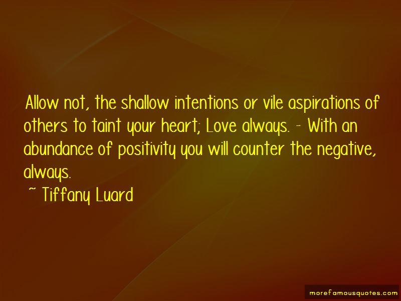 Tiffany Luard Quotes