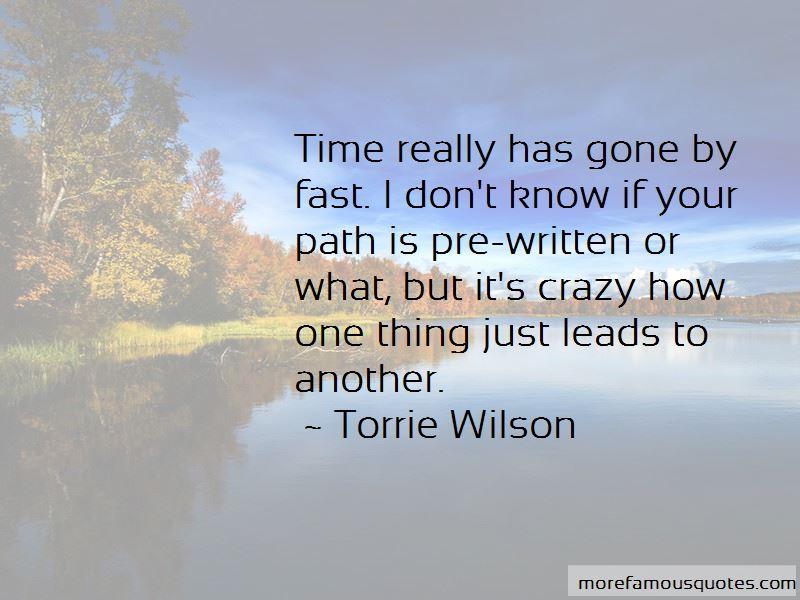 Torrie Wilson Quotes Pictures 2