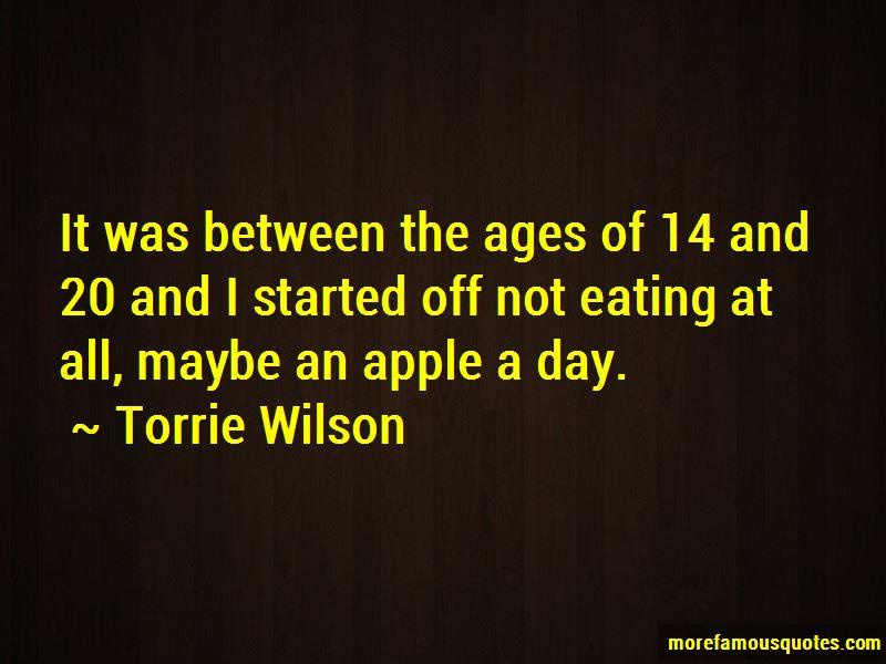 Torrie Wilson Quotes Pictures 3