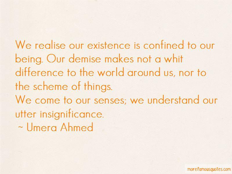 Umera Ahmed Quotes