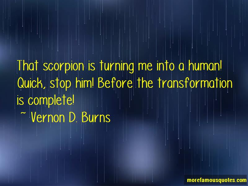 Vernon D. Burns Quotes Pictures 3