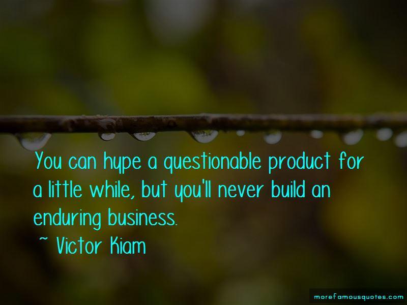 Victor Kiam Quotes Pictures 2