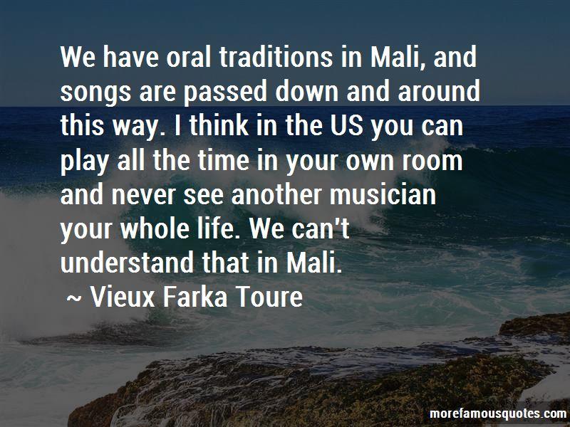 Vieux Farka Toure Quotes Pictures 4