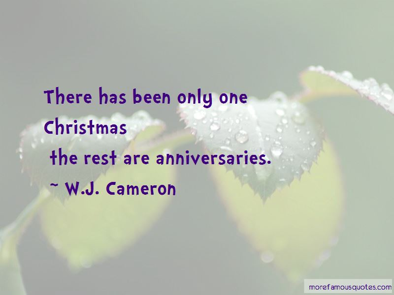 W.J. Cameron Quotes Pictures 2