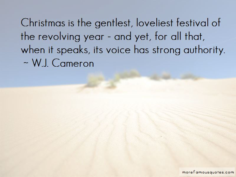W.J. Cameron Quotes Pictures 3