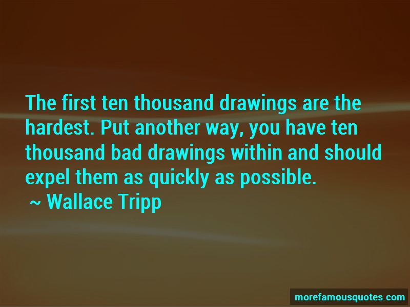 Wallace Tripp Quotes
