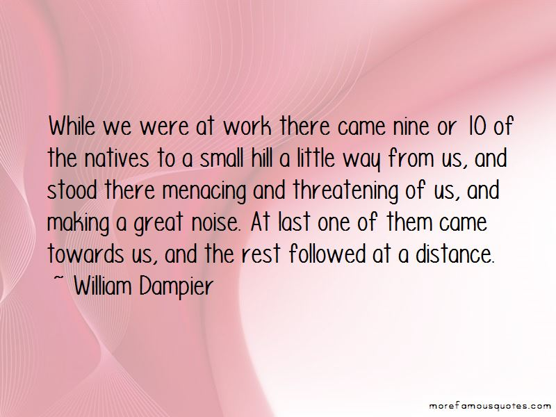 William Dampier Quotes Pictures 2