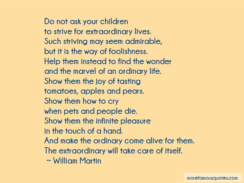 William Martin Quotes Pictures 4