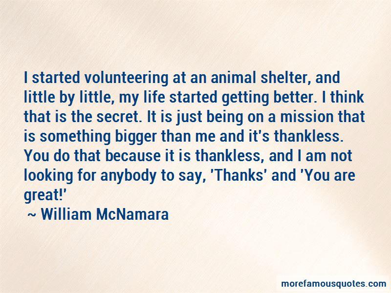 William McNamara Quotes Pictures 4
