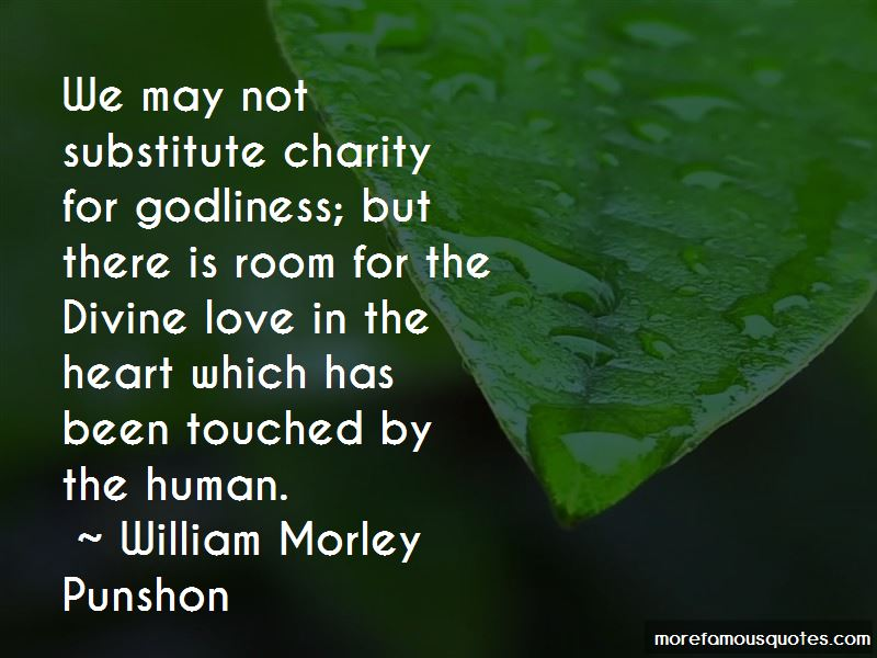 William Morley Punshon Quotes