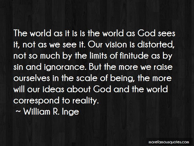 William R. Inge Quotes