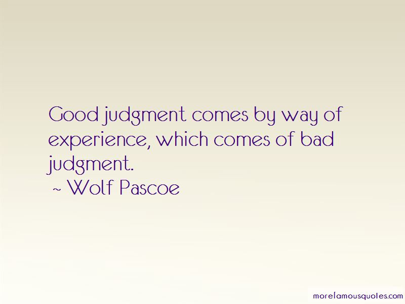Wolf Pascoe Quotes Pictures 2