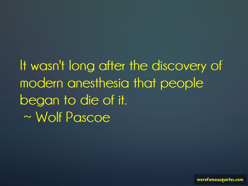 Wolf Pascoe Quotes Pictures 3