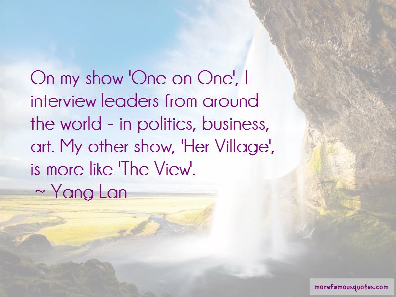 Yang Lan Quotes Pictures 4