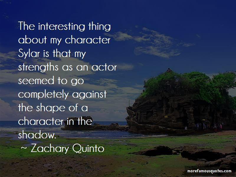 Zachary Quinto Quotes Pictures 4
