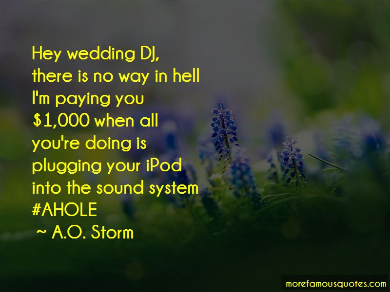 A.O. Storm Quotes Pictures 2