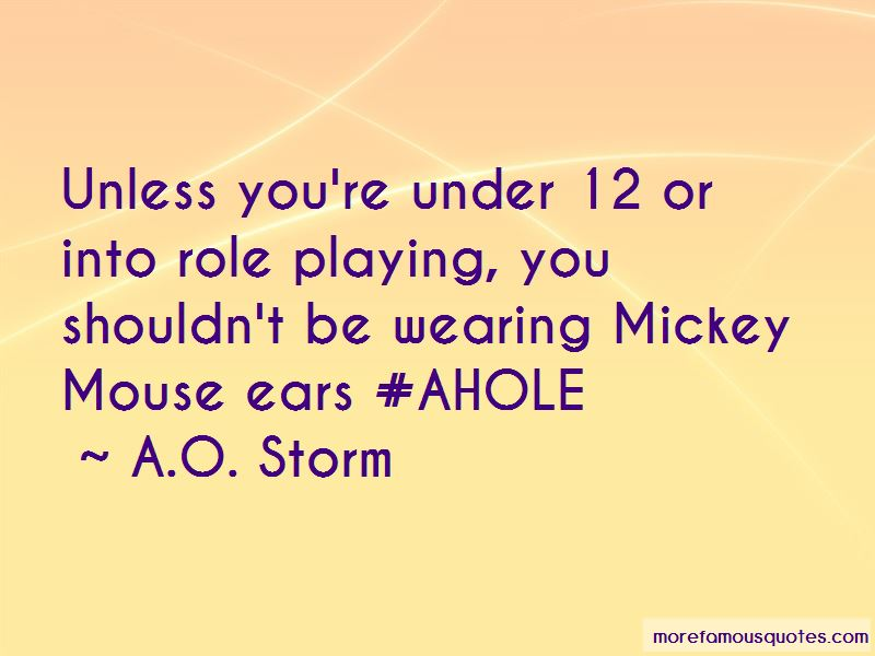A.O. Storm Quotes Pictures 4