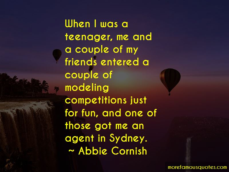Abbie Cornish Quotes Pictures 2