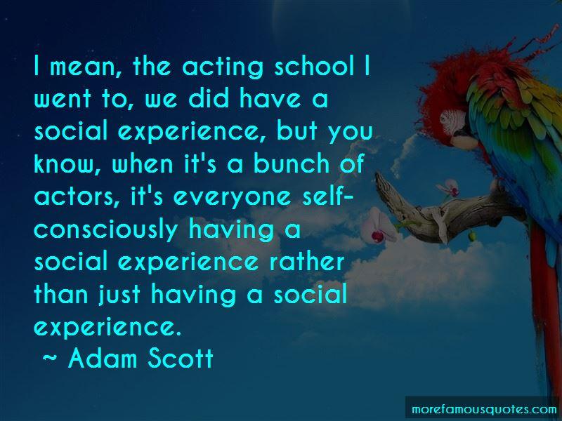 Adam Scott Quotes Pictures 2