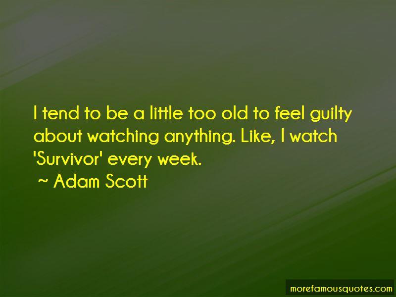 Adam Scott Quotes Pictures 3
