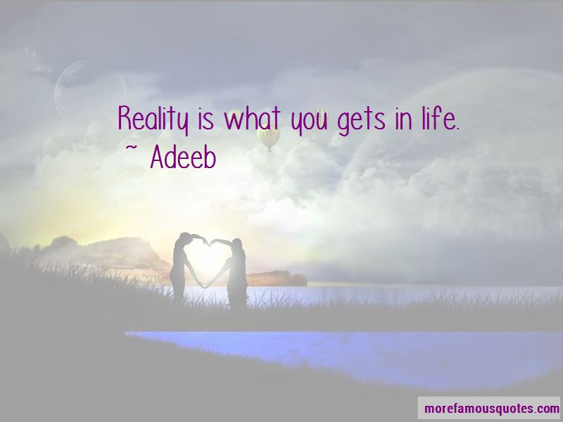 Adeeb Quotes