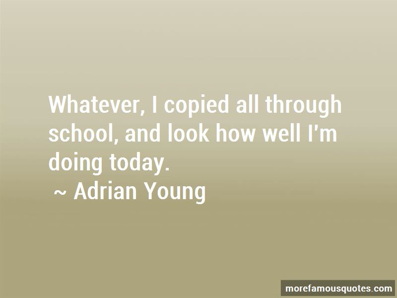 Adrian Young Quotes Pictures 3