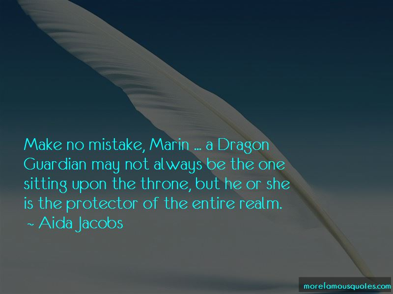 Aida Jacobs Quotes Pictures 3