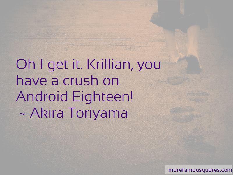Akira Toriyama Quotes