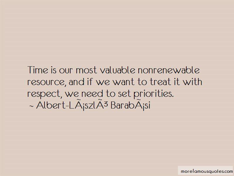 Albert-Laszlo Barabasi Quotes Pictures 4