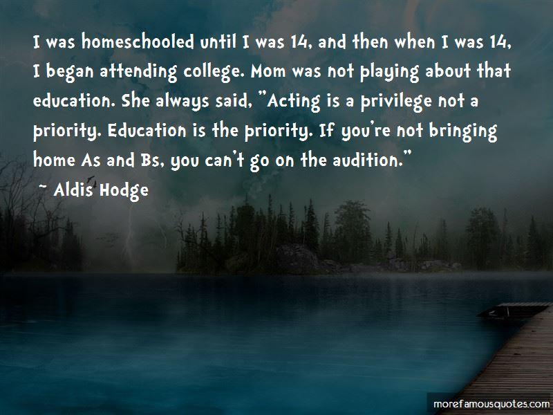 Aldis Hodge Quotes Pictures 2