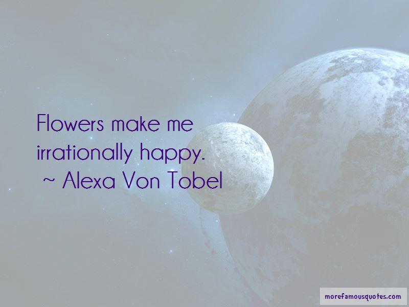 Alexa Von Tobel Quotes Pictures 2