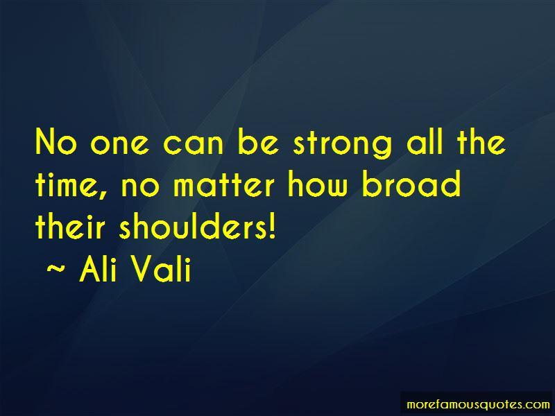 Ali Vali Quotes Pictures 2