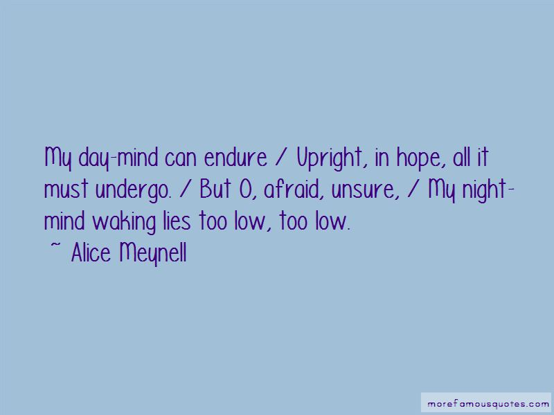 Alice Meynell Quotes Pictures 2