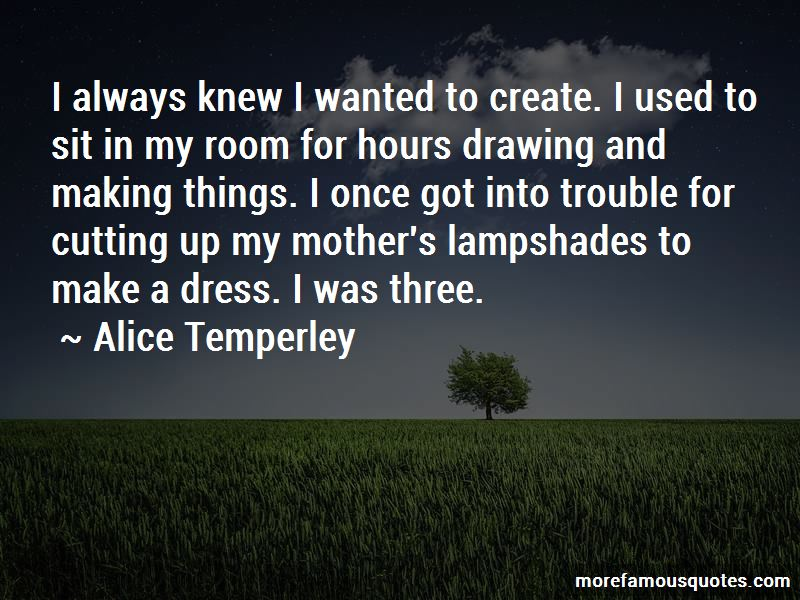 Alice Temperley Quotes Pictures 3