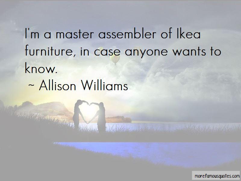 Allison Williams Quotes Pictures 4