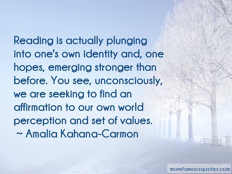 Amalia Kahana-Carmon Quotes