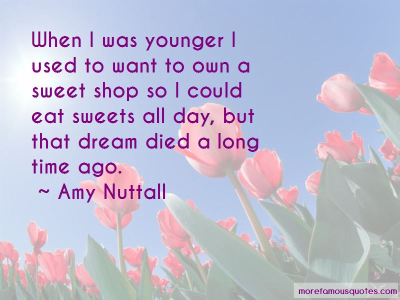 Amy Nuttall Quotes Pictures 4