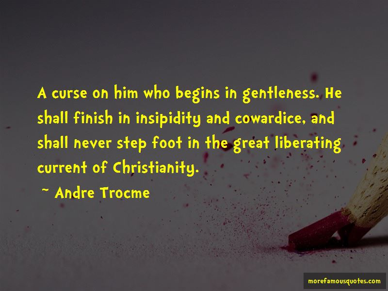 Andre Trocme Quotes Pictures 2