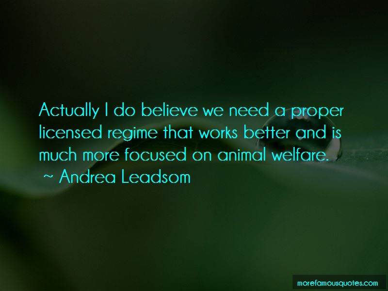 Andrea Leadsom Quotes Pictures 4