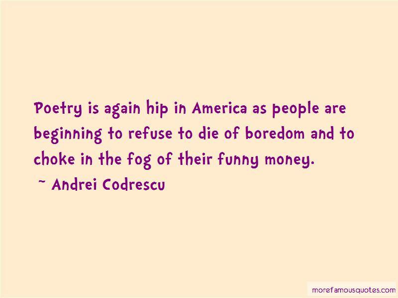Andrei Codrescu Quotes Pictures 3