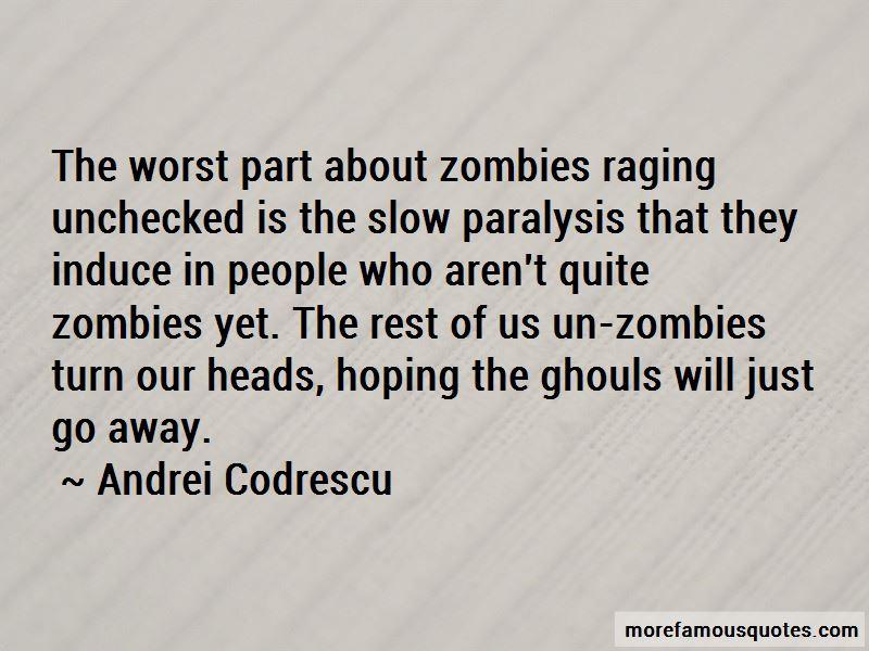Andrei Codrescu Quotes Pictures 4