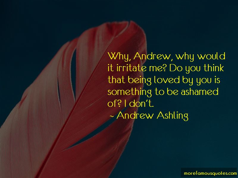 Andrew Ashling Quotes Pictures 2