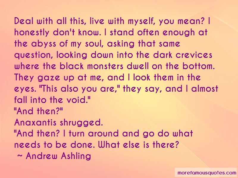 Andrew Ashling Quotes Pictures 4