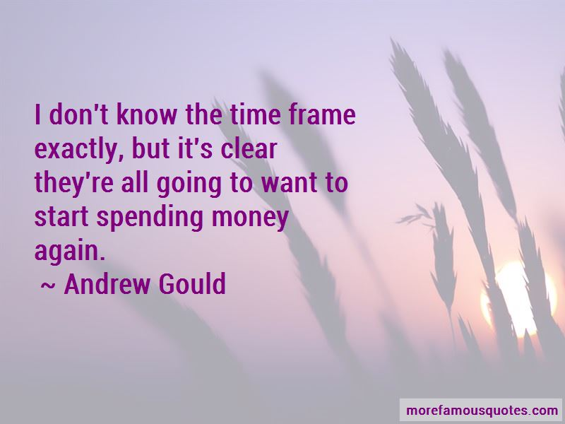 Andrew Gould Quotes Pictures 3