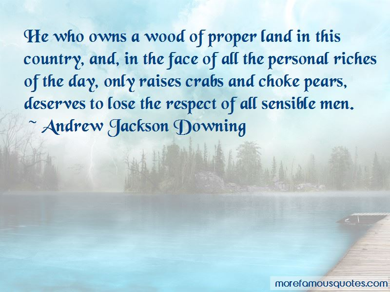 Andrew Jackson Downing Quotes Pictures 2