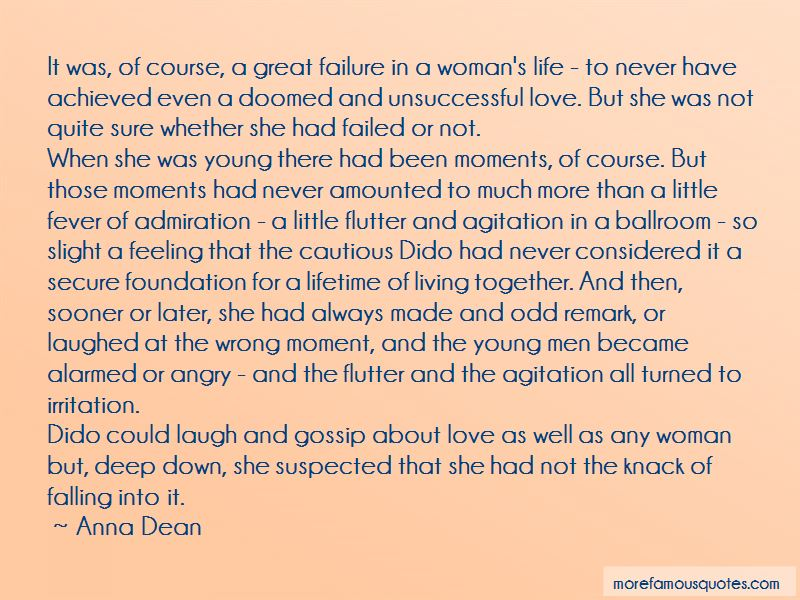 Anna Dean Quotes