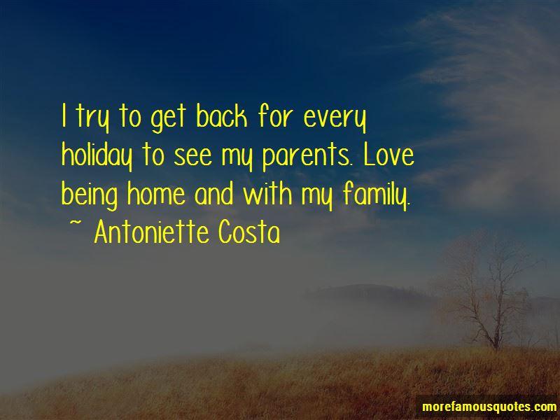 Antoniette Costa Quotes Pictures 2