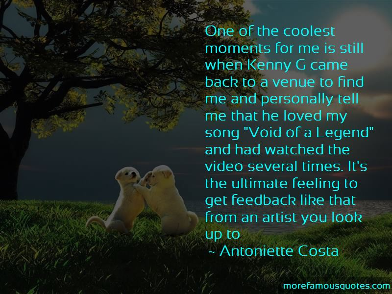 Antoniette Costa Quotes Pictures 3
