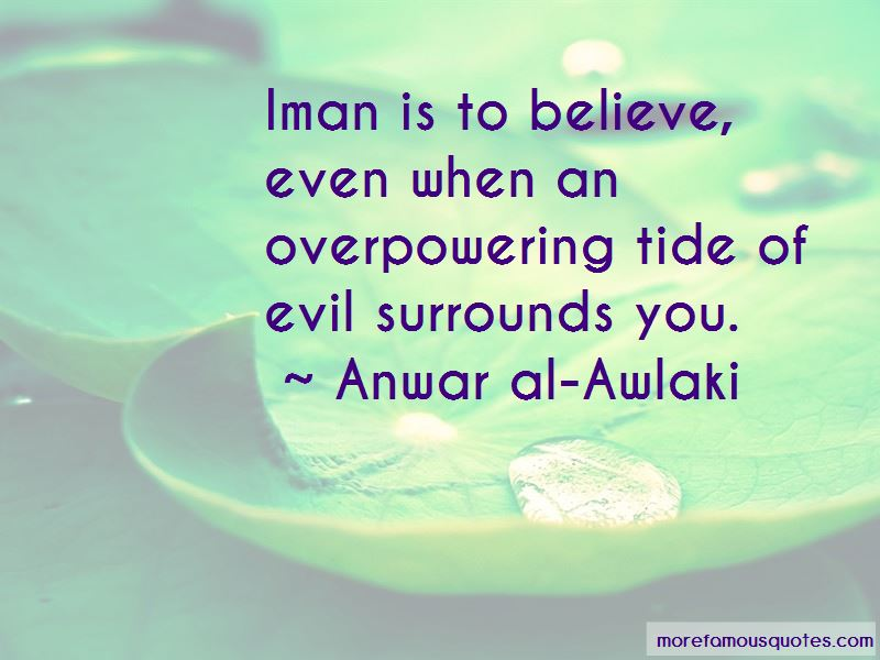 Anwar Al-Awlaki Quotes